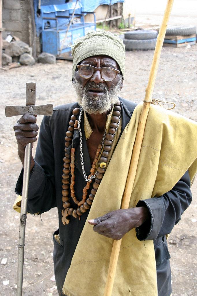 20. Ethiopie - Monnik