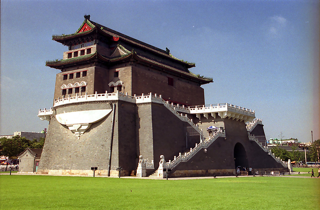 2. Beijing - Toegangspoort