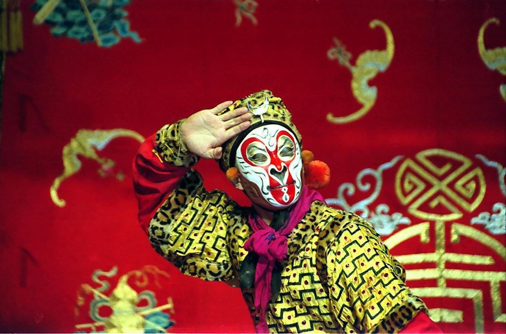 3. Beijing - Opera