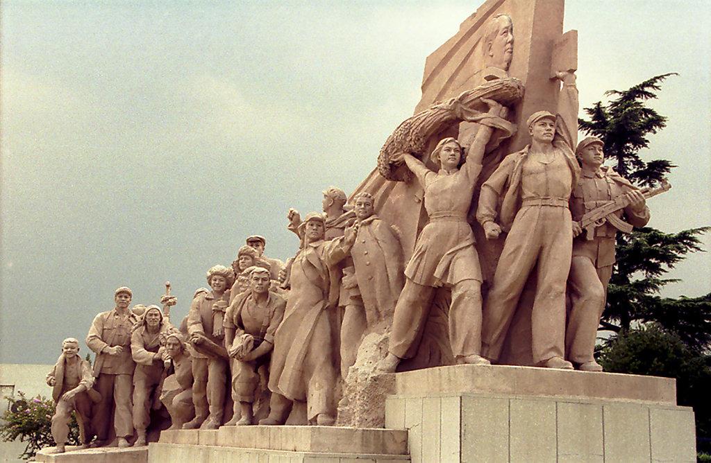 9. Beijing - Graf van Mao Zedong