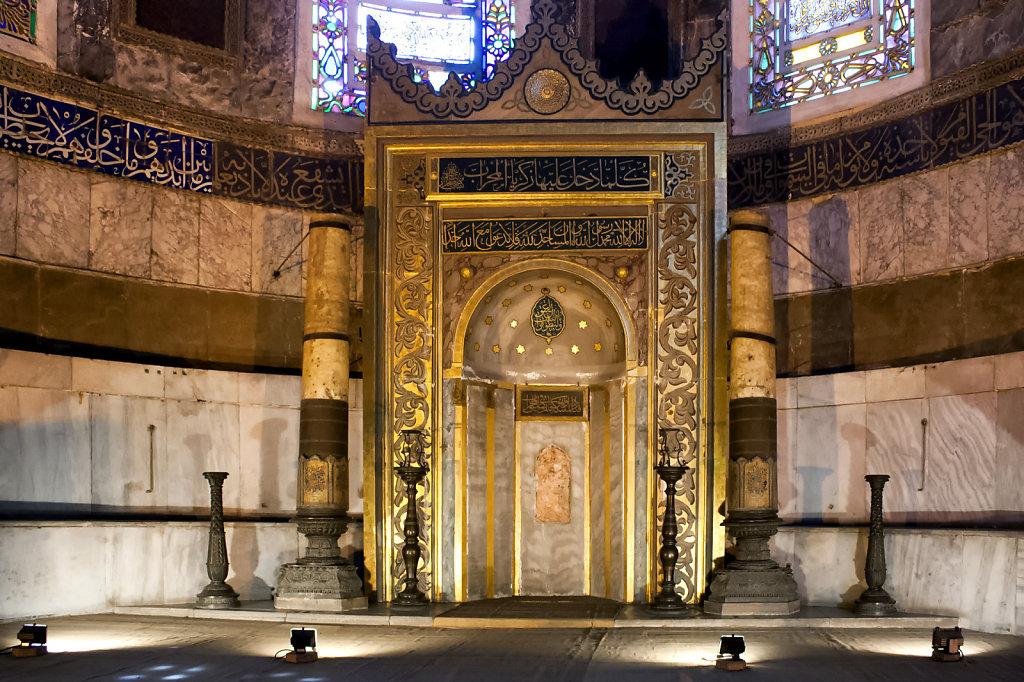 5. Istanbul - Aya Sofya
