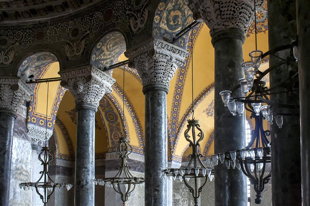 6. Istanbul - Aya Sofya