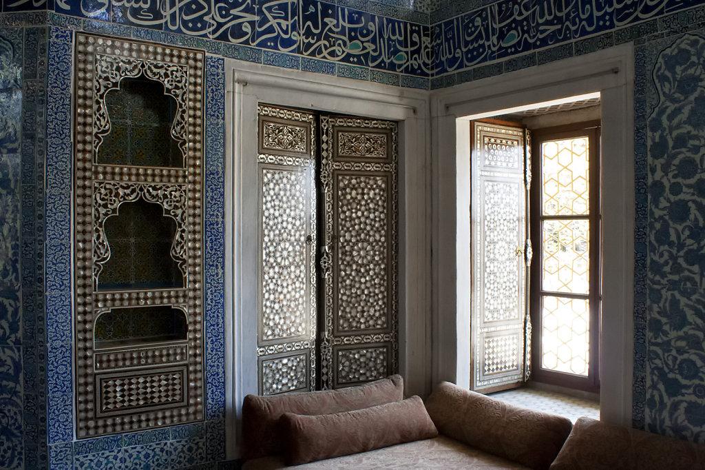11. Istanbul - Topkapi paleis