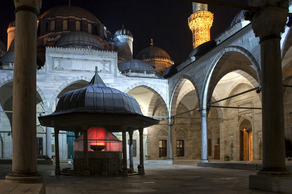12. Istanbul - Suleymaniye amii