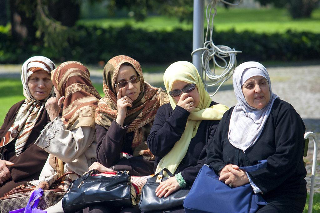 13. Istanbul - Turkse vrouwen